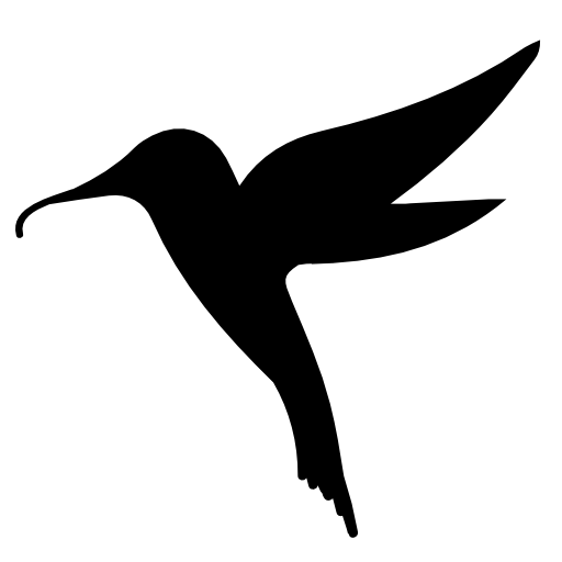 Hummingbird (Bild von flaticon.com)